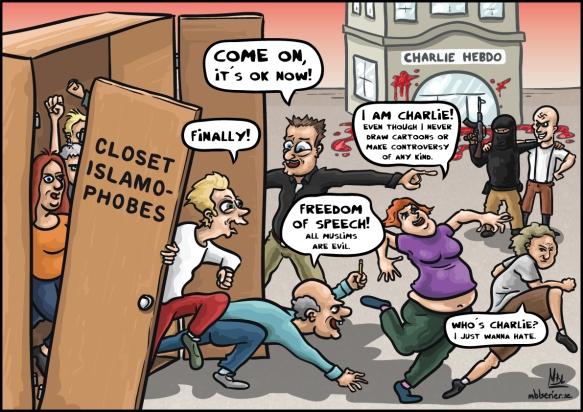 Closet Islamophobes