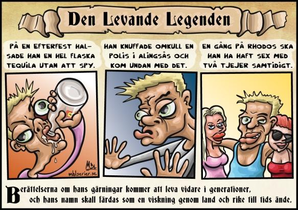 Den levande legenden