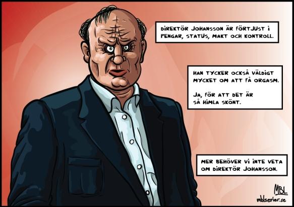 Direktör Johansson