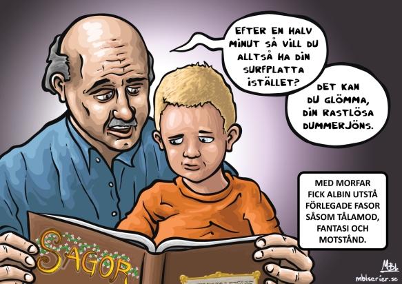Förlegade fasor-med morfar