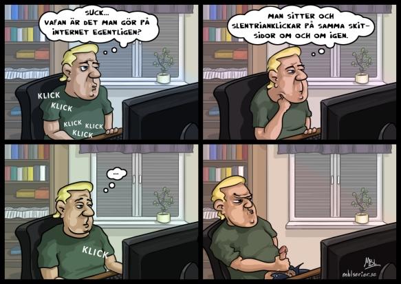 Vad gör man på internet